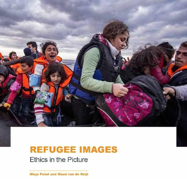 EJN report on refugee images