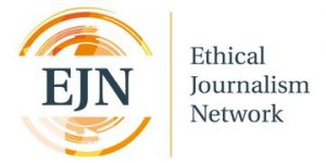 Ethical Journalism Network Footer Logo