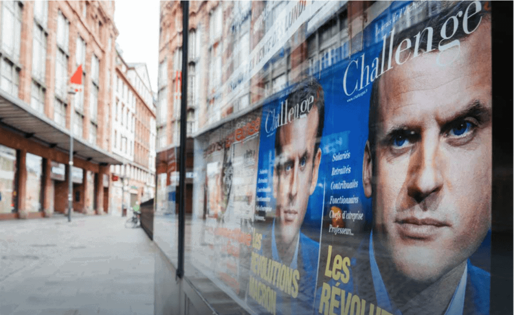 The Art of Leaking - French lessons for media and democracy