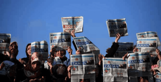 A Lost Voice for Journalism: Media Sale Sparks Fears for Pluralism in Turkey