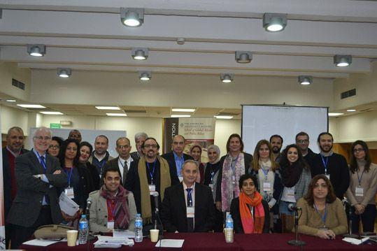 EJN hate speech seminar Cairo