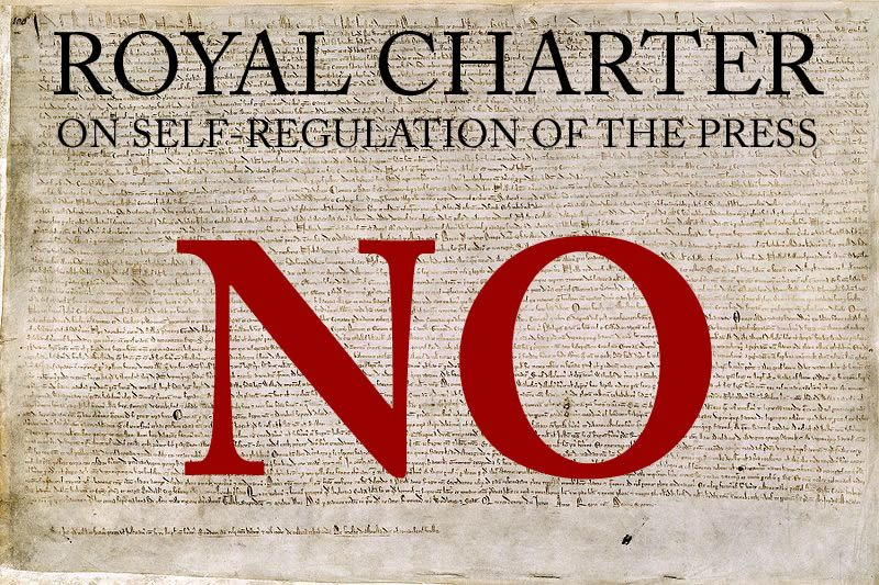 Descrier - Royal Charter on the self-regulation of the press (CC BY 2.0)