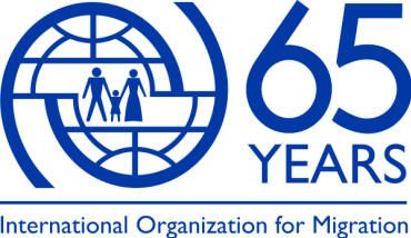 International Organization for Migration logo
