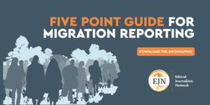 Ethical Journalism Network Guidelines on Migration Coverage