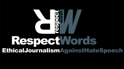 Respect Words: Ethical Journalism Against Hate Speech